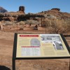 Grafton ghost town interpretive signs
