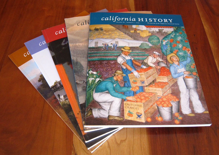 California Historical Society Quarterly Journal