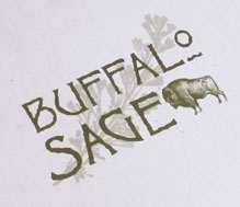 Buffalo Sage Bed & Breakfast identity