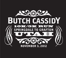 Butch Cassidy Annual 10K Run