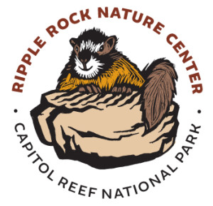 Circular Ripple Rock Nature Center logo